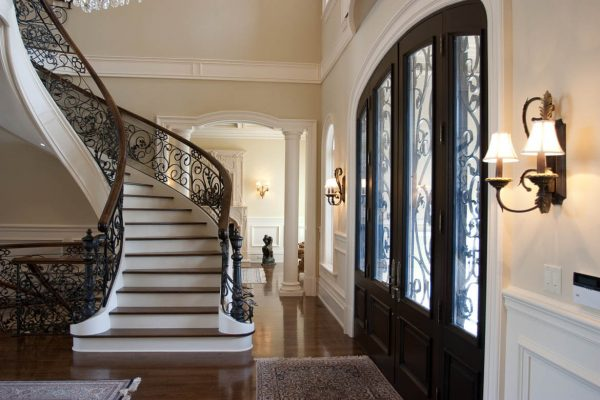 interior-photography-spiral staircase